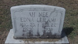 Edna Leilani Ah Nee