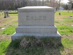 Edith Woods <I>Laurence</I> Bales
