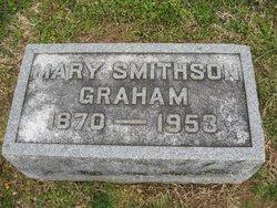 Mary <I>Smithson</I> Graham
