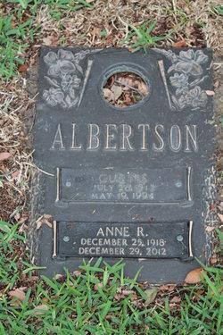 Anne R Albertson