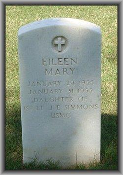 Eileen Mary Simmons