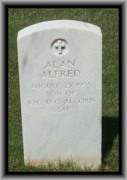 Alan Alfred Alcorn