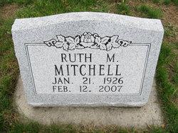 Ruth M. Mitchell