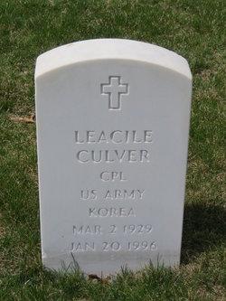 Leacile Culver
