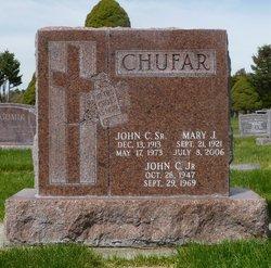 John Chufar, Sr