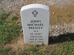 John Michael Presley