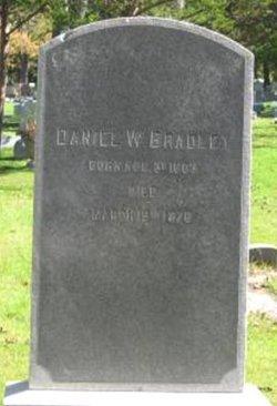 Daniel W Bradley