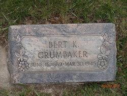 Bert Kayler Crumbaker