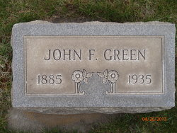 John Fred Green