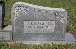 Gladys M. <I>Chandler</I> Allen