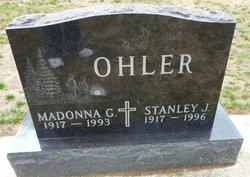 Madonna <I>Weiss</I> Ohler