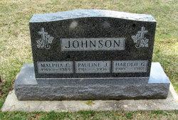 Pauline J Johnson