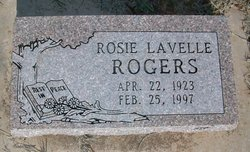 Rosie Lavelle Rogers