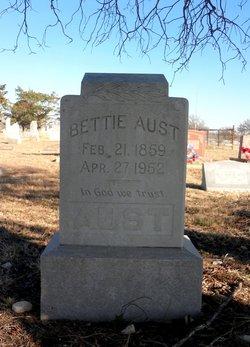 Bettie <I>Pemberton</I> Aust