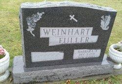 Barbara A. <I>Fuller</I> Weinhart