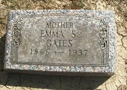 Emma Charlotte <I>Grubaugh</I> Gates