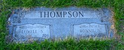 "Lowell N. ""Butch"" Thompson"