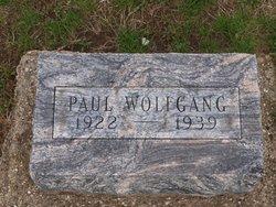 Paul Wolfgang