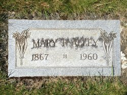 Mary Frances <I>Gardiner</I> Alley
