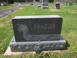 Mary Adeline <I>Lischer</I> Frazier