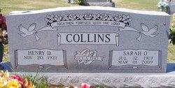 Henry Darwin Collins
