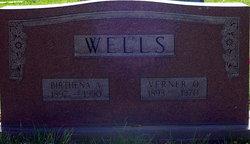 Birthena Eunice Alice <I>Grabeal</I> Wells