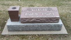 "Clare A ""Clara"" <I>Falk</I> Holmes"