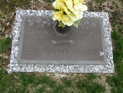 Cecil Leora <I>Carter</I> Hoehns