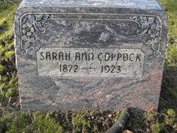 Sarah Ann Coppock