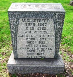 August J Stoffel