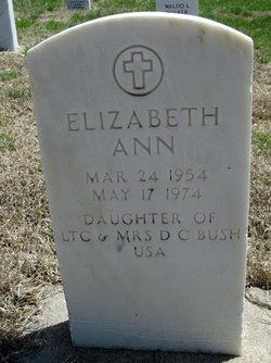"Elizabeth Ann ""Liz"" Bush"