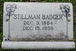 Stillman Badger