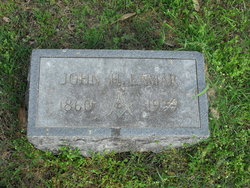 "John H ""Uncle John"" Lamar"