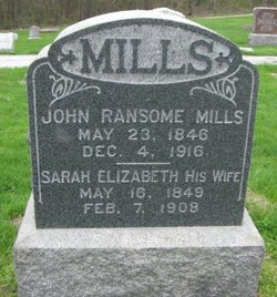 John Ransome Mills