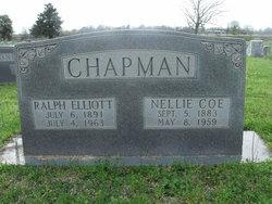 Ralph Elliott Chapman