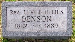 Rev Levi Phillips Denson