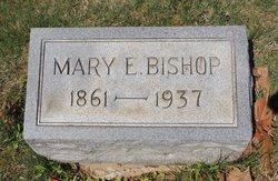 Mary Eliza <I>Vaught</I> Bishop