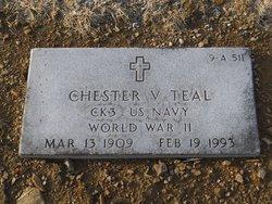 Chester V Teal