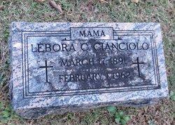 Lebora Cecilia <I>Sansone</I> Cianciolo