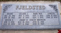 Baby Boy Fjeldsted