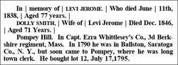Levi Jerome