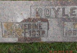 Catherine <I>Woods</I> Doyle