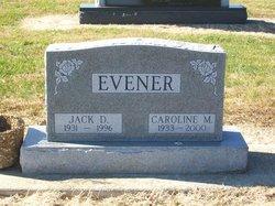 Jack D Evener