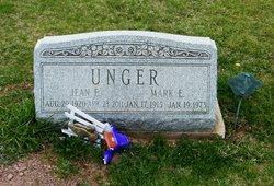 Mark Elton Unger