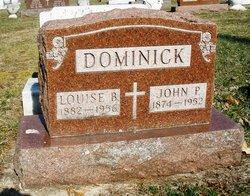 Louise B <I>Grulkowski</I> Dominick