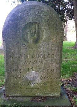Rebecca <I>Laugherty</I> Culler