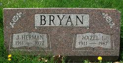 Hazel Lucille <I>McCarty</I> Bryan