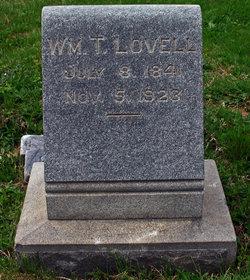 William T. Lovell