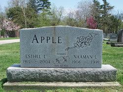 Esthel I. <I>Hume</I> Apple