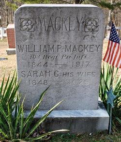 Sarah Grace <I>Neff</I> Mackey